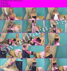 PinUpWOW.com 2009-05-09 - Rochelle - Casting Couch Thumbnail