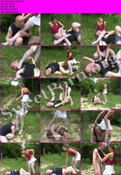 FemaleDom.com a day in the forest Thumbnail